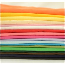 80s Yarn Count Voile Fabric with Soft Silk Handfeel