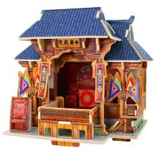 Brinquedos de brinquedo de madeira para casas globais-China