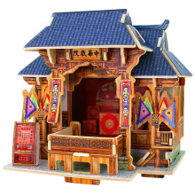 Wood Collectibles Toy for Global Houses-China Theater