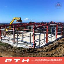 Vorfabriziertes Stahlstruktur-Lager-Gebäude-Projekt 2015