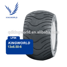 13 * 6.50-gramado 6 & jardim pneumático com certificação DOT