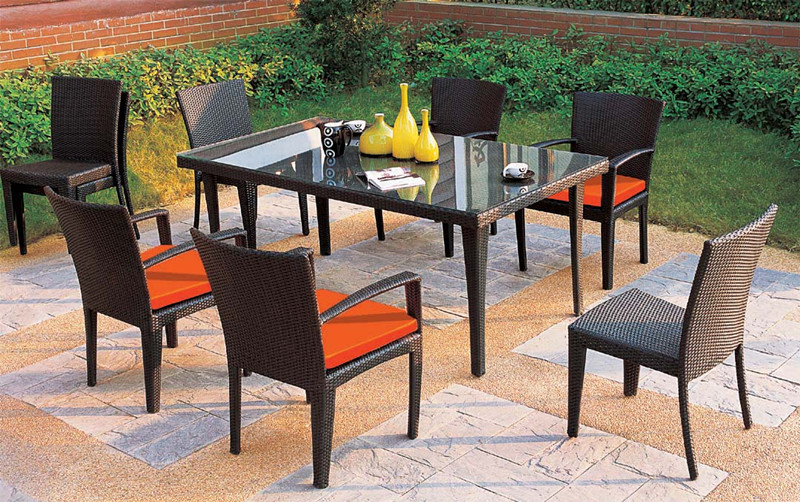 PE rattan furniture4