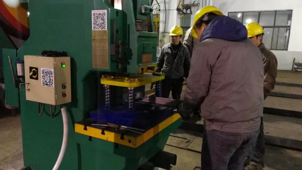 Steel Notching Machine