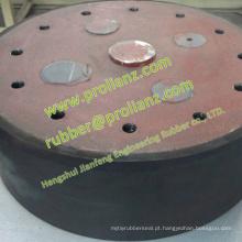 Dispositivo de isolador de borracha sísmica Lrb para Hong Kong