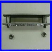 Cadena de rodillos de transmisión de acero no estándar FÁBRICA