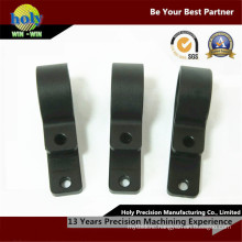 CNC Machining Aluminum Clamp Part with Anodized Finish