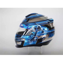 Plating helm mesin motor