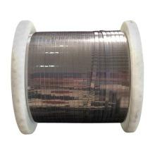 Bright Surface 0cr21al4 Elektrischer Widerstand Ribbon Wire