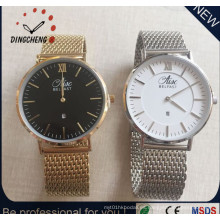 (DC-1087) Venta caliente Daniel Wellington Reloj Relojes de Cuarzo Reloj de pulsera Reloj de Pulsera de Metal Señora