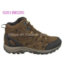 Suede Leather High Quality Hiking Shoes