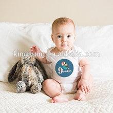 Baby-Meilenstein-Jahr-Bauch-Aufkleber