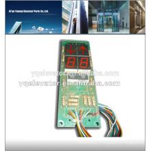 Pièces détachées pour ascenseur PCB ascenseur Hitachi 23500914-F
