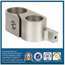 CNC Machined Parts Made of Aluminum 6061-T6
