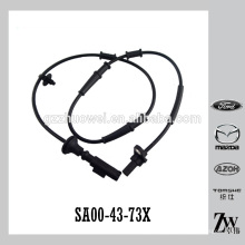 Neuer Ankunftsauto vorderer Rad ABS-Sensor ABS-Draht SA00-43-73X für Mazda Haima 484Q
