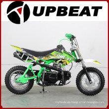 Upbeat Barato 50cc Niños Bicicleta Mini 50cc Dirt Bike Gas Energía 50cc Pit Bike (70cc, 90cc, 110cc disponible)