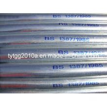 Bs1387 Galvanized Pipes (TYT601)