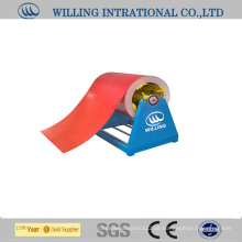 Galazed Steel Uncoiler 5 Tonnen Simple Decoiler Günstige Verkäufe