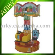 Commercial Park Equipment - Merry Go Round