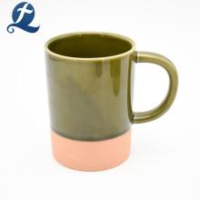 China Manufacturers Brand Coloured Coffee Cup Ceramic Mug