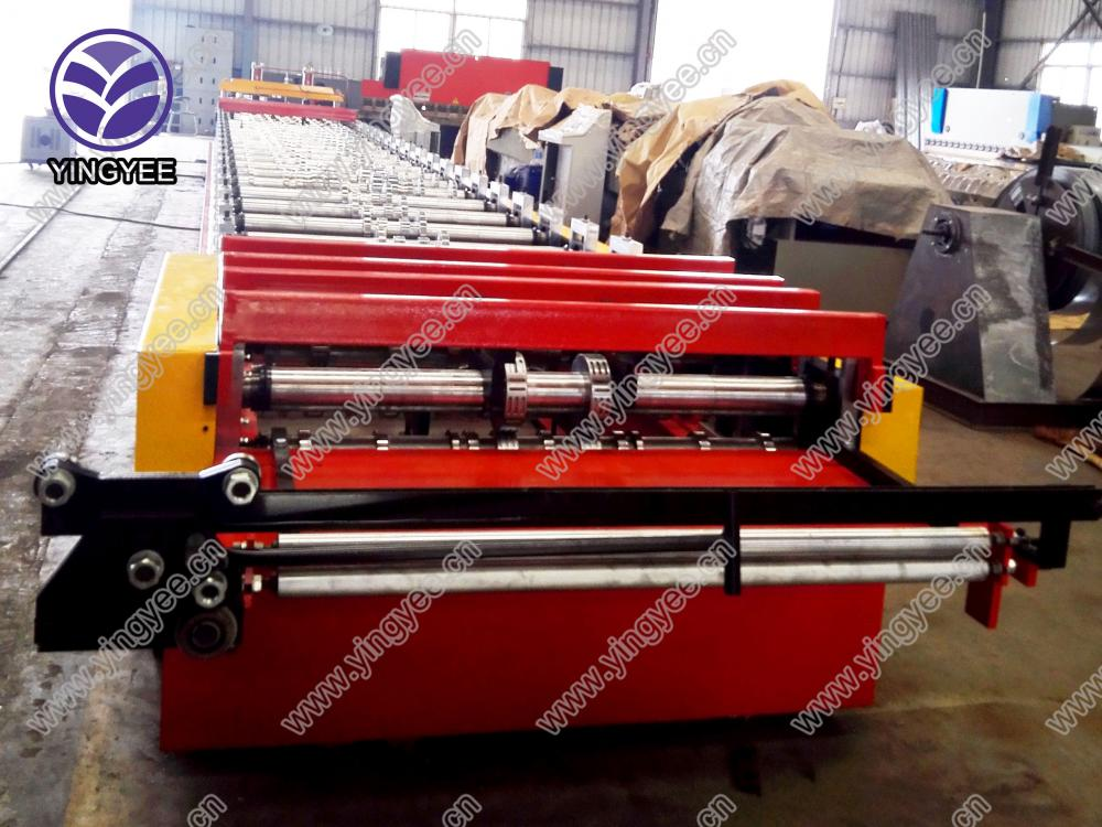 High Quality Deck Roll Forming Machine From Yingyee12