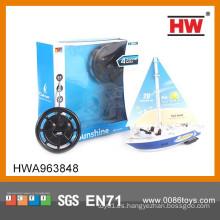 Las ventas calientes el nuevo molde del barco de los 30CM 4CH RC no contiene las baterías