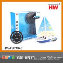 Hot Sales Novo 30CM 4CH RC Boat Mold não contém baterias