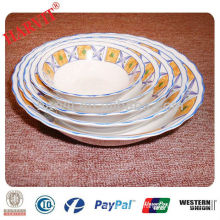 "5"" Round tableware porcelain bowl"