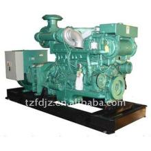 100kw alimenté par des générateurs diesel marins approuvés par CCS de la série CUMMINS