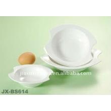 petit déjeuner en porcelaine