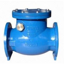 Sistemas de agua domésticos usados Válvula de retención sin retorno