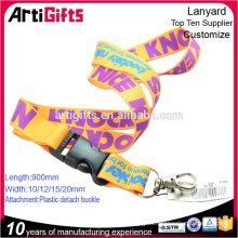 2015 Artigifts the newest heat transfer lanyards for sale