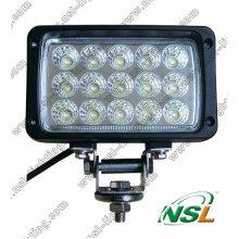 10-30V 45W LED Luz de trabajo para camión de luz todo terreno