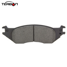 Ceramic Front Brake Pad Set for FORD with Emark