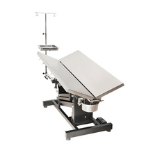 High Quality Electric Treatment Table 304 stainless steel diagnosis treatment table
