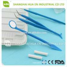 6 Stück Oral Chirurgie Kit, Discounted Instrument Kits Instrumente gesetzt Dental Instruments
