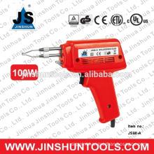 JS 100W welding iron gun machine