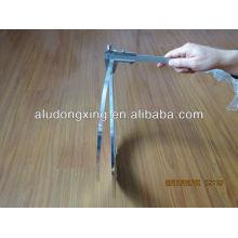 Barre d'espaceur bande d'aluminium