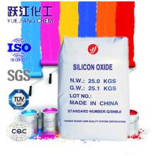 Gas-Phase Weiß Carbon Black (YJ958) / Silica
