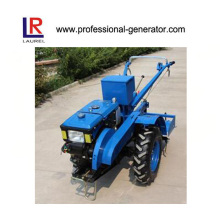 9.7kw Two Wheel Tractor Walking Tractor with Gear Drive