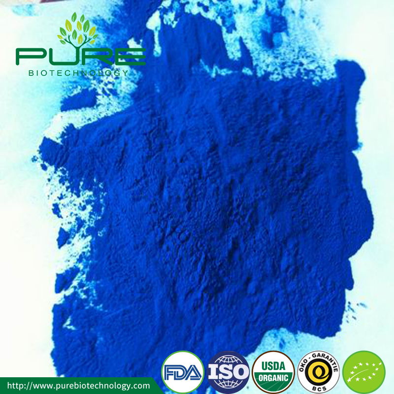 Organic Blue spirulina powder/ Sprulina tablet