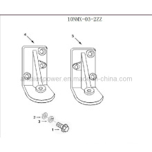 Cummins Spare Parts-Support, Front Engine