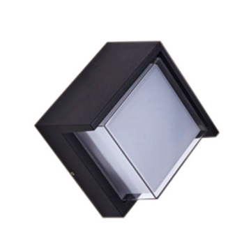 Down Brilliant 7W Outdoor Wall Light