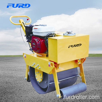 Small Pedestrian Vibratory Road Roller Used for Asphalt Repair