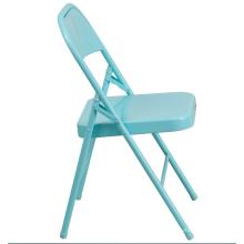 Venta al por mayor comercial apilable evento de boda plegable silla Venta al por mayor comercial apilable evento de boda plegable silla