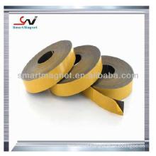 extrusion self-adhesive permanent fridge magnetic strip