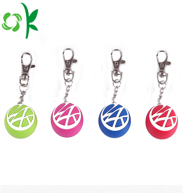 Custom Molded Keychains
