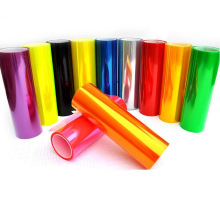 Colorful Headlight Tint Film
