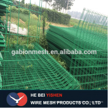 welded wire mesh fence panels,pvc coated/galvanized welded wire fence panels from Anping county for sale