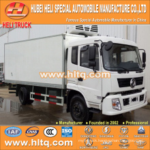 DONGFENG 4x2 15 tons refrigerator truck in good condition hot sale