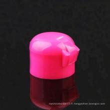 24/410 capuchon en plastique couleur rose